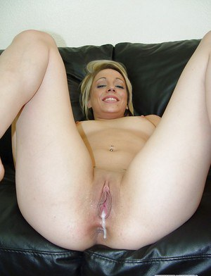 Shaved Pussy Creampie