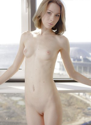 Shaved Teen Pussy