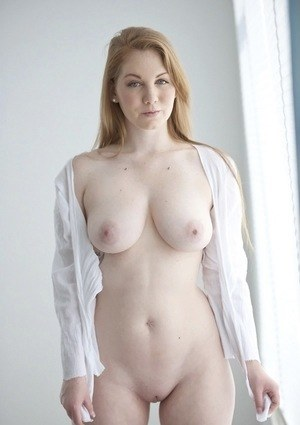 Redhead Shaved Pussy